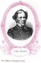 09x078.19 - Commander Maury C. S. A., Civil War Portraits from Winterthur's Magnus Collection